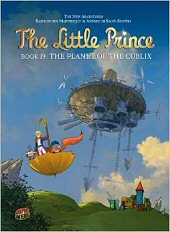 cover: The Little Prince - The Planet of the Cublix