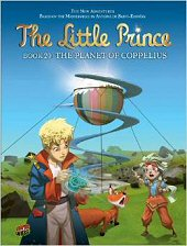 cover: The Little Prince - The Planet of Coppelius