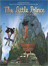 cover: The Little Prince - The Planet of Okidians