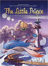 cover: The Little Prince - The Planet of Bamalias