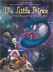 cover: The Little Prince - The Planet of the Snake