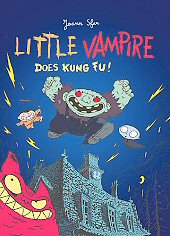 cover: Little Vampire Does Kung Fu!