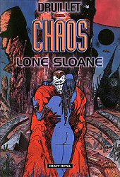 cover: Lone Sloane - Chaos