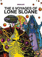 cover: The 6 Voyages of Lone Sloane
