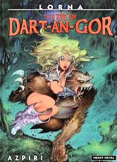 cover: Lorna - The Eye of Dart-An-Gor