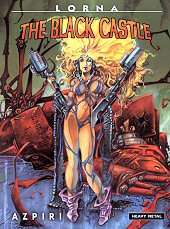cover: Lorna - The Black Castle