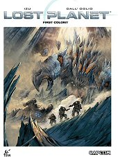 cover: Lost Planet - First Colony