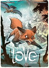 cover: Love - The Fox