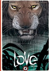 cover: Love - The Lion