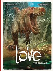 cover: Love - The Dinosaur