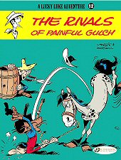cover: Lucky Luke - The Rivals of Painful Gulch