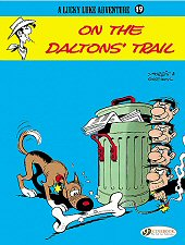 cover: Lucky Luke - On the Daltons' Trail