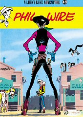 cover: Lucky Luke - Phil Wire