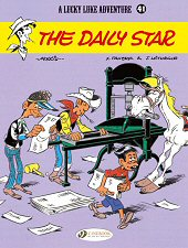 cover: Lucky Luke - The Daily Star