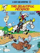cover: Lucky Luke - The Beautiful Province