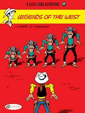 cover: Lucky Luke - Legends of the West