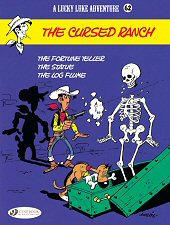 cover: Lucky Luke - The Cursed Ranch