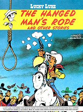 cover: Lucky Luke - The Hanged Man's Rope and Other Stories