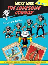 cover: Lucky Luke - The Lonesome Cowboy