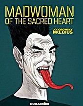 cover: Madwoman of the Sacred Heart, 2010