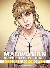 cover: Madwoman of the Sacred Heart, 2013