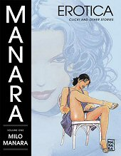 cover: The Manara Erotica Volume One