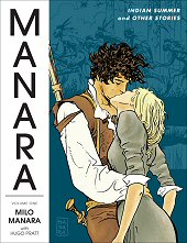 cover: The Manara Library Volume One