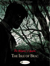 cover: The Marquis of Anaon - The Isle of Brac