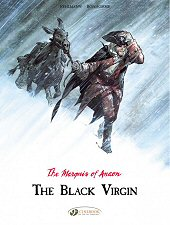 cover: The Marquis of Anaon - The Black Virgin