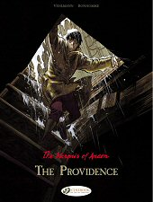cover: The Marquis of Anaon - The Providence