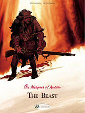 cover: The Marquis of Anaon - The Beast