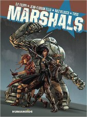 cover: Marshals