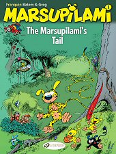 cover: Marsupilami - The Marsupilami's Tail