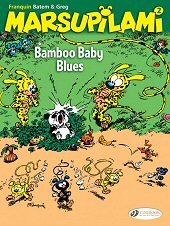 cover: Marsupilami - Bamboo Baby Blues