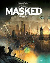 cover: Masked - Anomalies