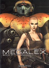 cover: Megalex - Book 1: The Anomaly