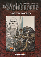 cover: The Metabarons - #1: Othon & Honorata