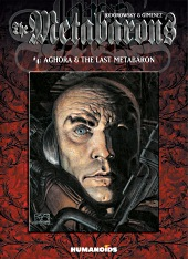 cover: The Metabarons - #4: Othon & Honorata
