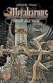 cover: The Metabarons - Blood and Steel