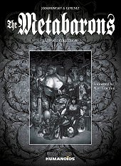 cover: The Metabarons - Ultimate Collection