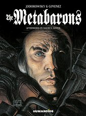 cover: The Metabarons