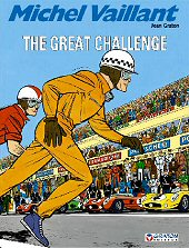 cover: Michel Vaillant - The Great Challenge