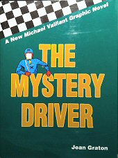 cover: Michel Vaillant - The Mystery Driver