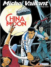 cover: Michel Vaillant - China Moon