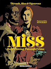 cover: Miss - Better Living Through Crime