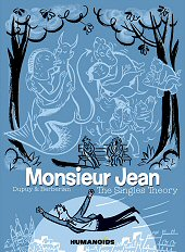 cover: Monsieur Jean: The Singles Theory