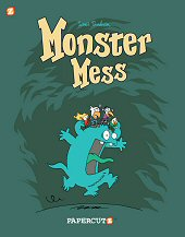 cover: Monsters - Monster Mess