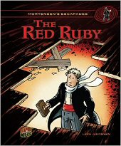 cover: Mortensen's Escapades - The Red Ruby