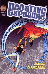 cover: Negative Exposure #1