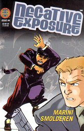 cover: Negative Exposure #4